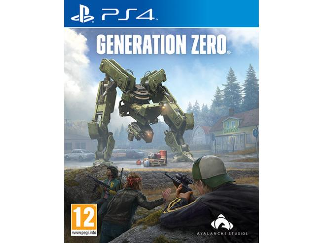GENERATION ZERO SPARATUTTO - PLAYSTATION 4