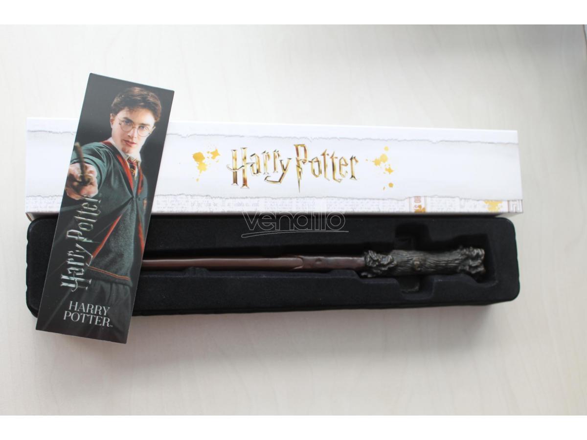 Harry Potter Bacchetta Magica - Con Segnalibro 3d Noble Collection