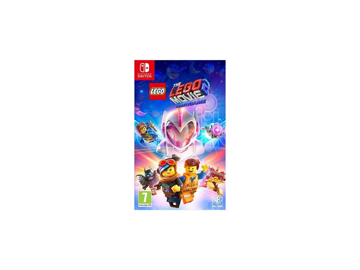 THE LEGO MOVIE 2 AZIONE AVVENTURA - NINTENDO SWITCH