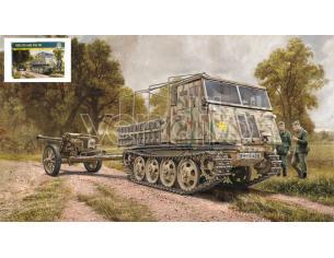 Italeri It6563 Rso/03 Con Pak 40 Kit 1:35 Modellino