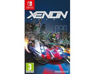 XENON RACER GUIDA/RACING - NINTENDO SWITCH