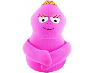 Leblon Delienne - Peluche Barbabella bebè rosa in microfibra 10 cm