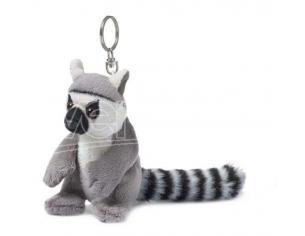 WWF 205017 - Peluche Portachiavi Lemure 10 cm