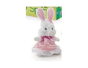 Trudi 50177 - Sweet Collection Coniglietta Pasqua con vestito