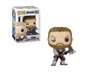 Avengers Endgame Funko Pop Movies Vinile Figura Thor 9 cm