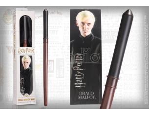 Harry Potter Bacchetta Magica Pvc Draco Malfoy 30 Cm Segnalibro Noble Collection