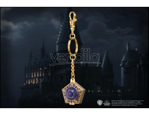 Harry Potter Portachiavi Rana Di Cioccolato In Metallo 4 cm Noble Collection