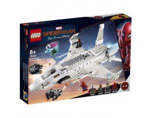 LEGO SUPER HEROES 76130 - SPIDER-MAN : IL JET STARK E L'ATTACCO DEL DRONE