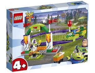 LEGO JUNIORS 10771 - TOY STORY 4: OTTOVOLANTE CARNEVALESCO