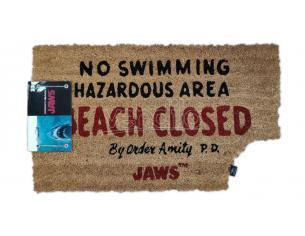 SD TOYS JAWS BEACH CLOSED ZERBINO