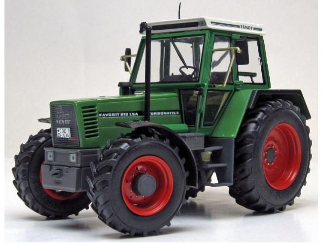 WEISE-TOYS WEIS1059 FENDT FAVORIT 612 LSA 1988-93 1:32 Modellino