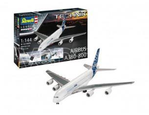 Revell RV00453 AIRBUS A380-800 KIT 1:144 Modellino