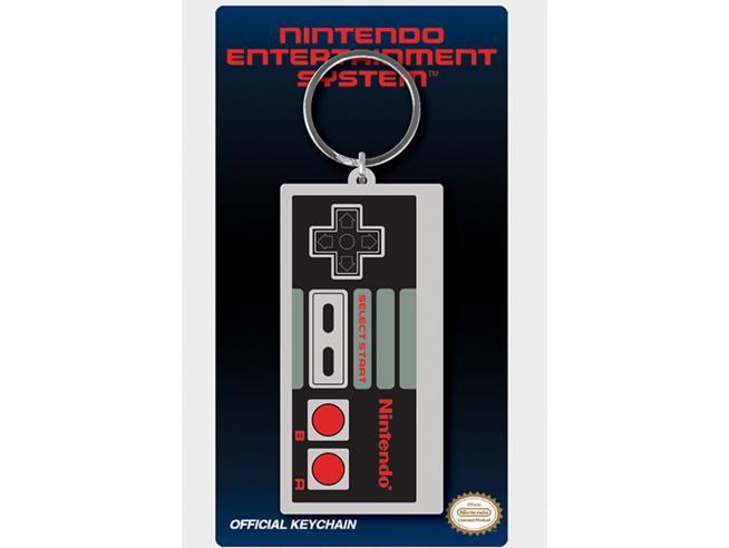 Pyramid International Nintendo Nes Controller Portachiavi