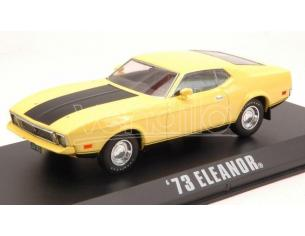 Greenlight GREEN86412 FORD MUSTANG MACH 1 1973 ELEANOR GONE IN 60 SECONDS 1:43 Modellino