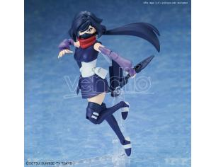Bandai Model Kit Figura Rise Build Divers Ayame Model Kit