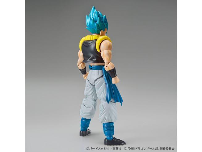 Bandai Model Kit Figura Rise Super Saiyan God Gogeta Model Kit