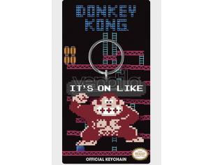 Nintendo Donkey Kong Portachiavi Pyramid International