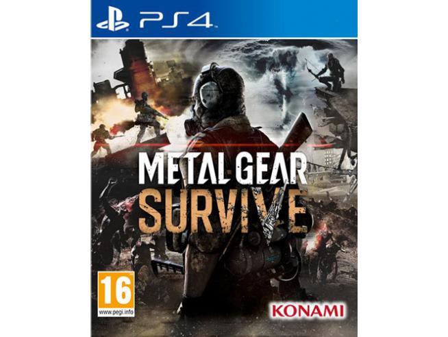 Metallo Gear Survive (uk) Azione - Playstation 4