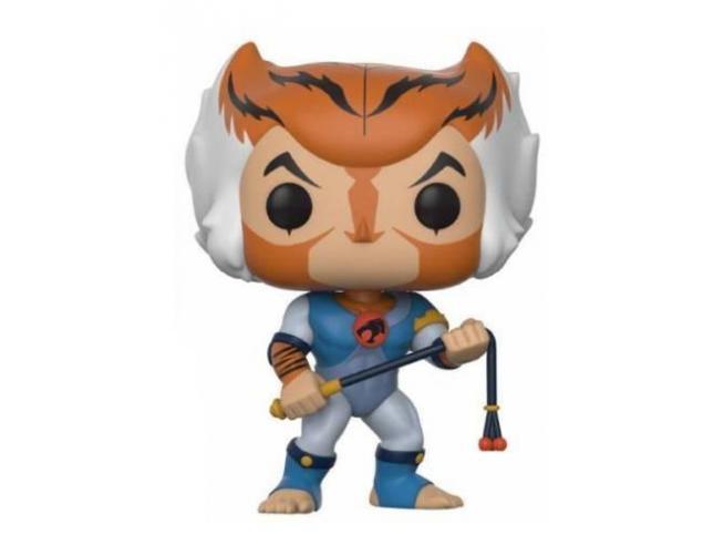 Thundercats Funko POP Television Figura Tygra 9 cm Esclusiva Scatola rovinata