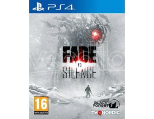FADE TO SILENCE SURVIVAL - PLAYSTATION 4