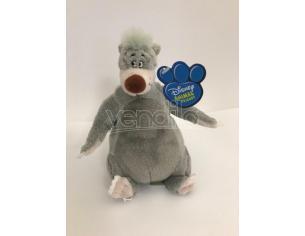 Mini Peluche Orso Baloo 18 cm Disney Il Libro della Giungla