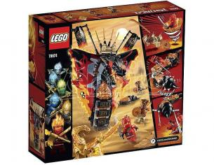 LEGO NINJAGO 70674 - ZANNA DI FUOCO
