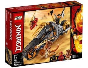 LEGO NINJAGO 70672 - LA MOTO DA CROSS DI COLE
