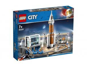 LEGO CITY SPACE PORT 60228 - RAZZO SPAZIALE E CENTRO DI CONTROLLO