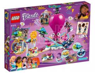 LEGO FRIENDS 41373 - LA DIVERTENTE GIOSTRA DEL POLPO