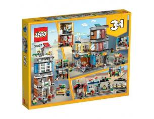 LEGO CREATOR 31097- NEGOZIO DEGLI ANIMALI & CAFE'