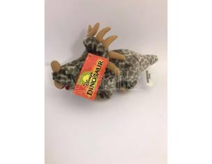 Peluche Triceratopo a macchie 30 cm Disney Dinosauri