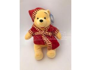 Peluche Winnie con accappatoio 30 cm Winnie The Pooh Disney