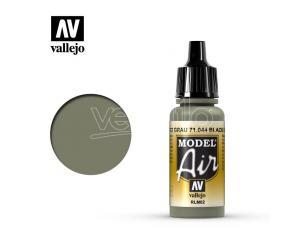 VALLEJO MODEL AIR GREY RLM02 71044 COLORI VALLEJO