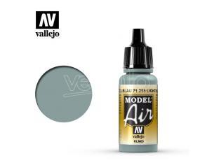 VALLEJO MODEL AIR LIGHT BLUE RLM65 71255 COLORI VALLEJO