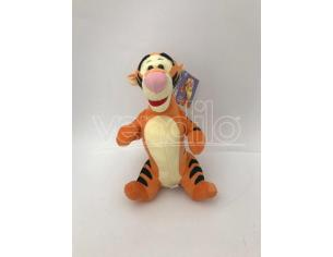 Disney Winnie The Pooh - Peluche Tigro seduto 30 cm