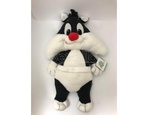 Cuscino a forma di Silvestro 75 cm Looney Tunes