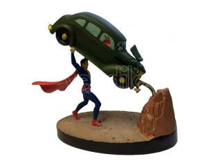 Factory Entertainment Numero 1 Superman Action Comics Premium Motion Statua