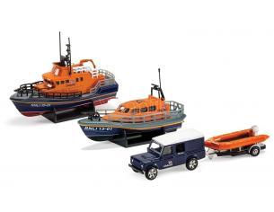 Corgi Rnli0001 Regalo Set Flood Rescue Box Cm 16 Modellino