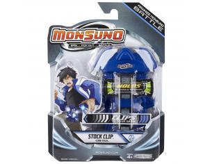Giochi Preziosi - Monsuno Stock Clip Core-Tech (Giocattolo)