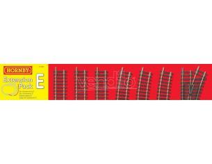 HORNBY R8225 - Set espansione E Binari H0 Accessori Modellismo