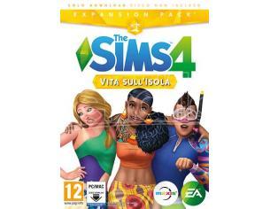 THE SIMS 4 VITA SULL'ISOLA SIMULAZIONE - GIOCHI PC