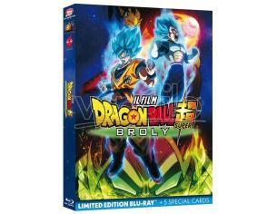 DRAGON BALL SUPER - BROLY ANIMAZIONE BLU-RAY