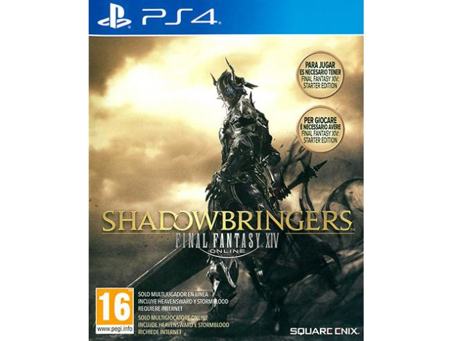 FINAL FANTASY XIV SHADOWBRINGERS ADD-ON GIOCO DI RUOLO GIAPPONESE PLAYSTATION 4