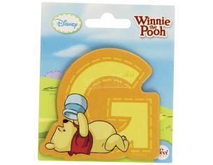 Trudi Sevi 82765 - Winnie The Pooh Letteraa G Adesiva 7 Cm