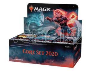 Magic Set Base 2020 Bustoa Carte - Da Gioco/collezione