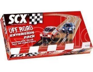 SCX 88700 Accessori pista Off Road Extension Pack 1:32