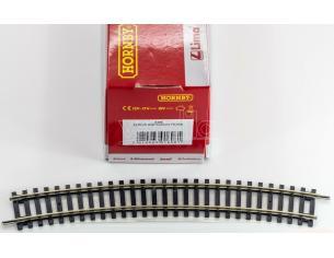 Hornby R608 Curva 3rd raggio 505 mm arco 22,5? Accessori Modellismo