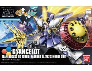 BANDAI MODEL KIT HGBF GYANCELOT 1/144 MODEL KIT