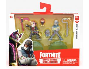 FORTNITE PERS. 5 CM DUO PACK SERIE 2 ASS - ACTION FIGURES