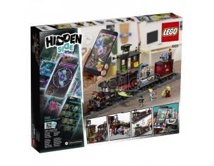LEGO HIDDEN SIDE 70424 - ESPRESSO FANTASMA